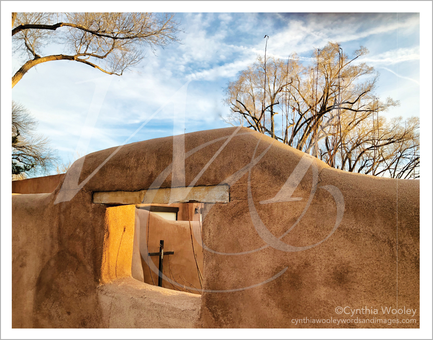 Golden Afternoon - New Mexico: Print